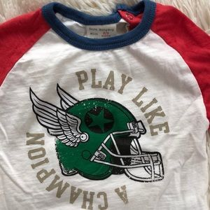 Zara Baby Football Shirt